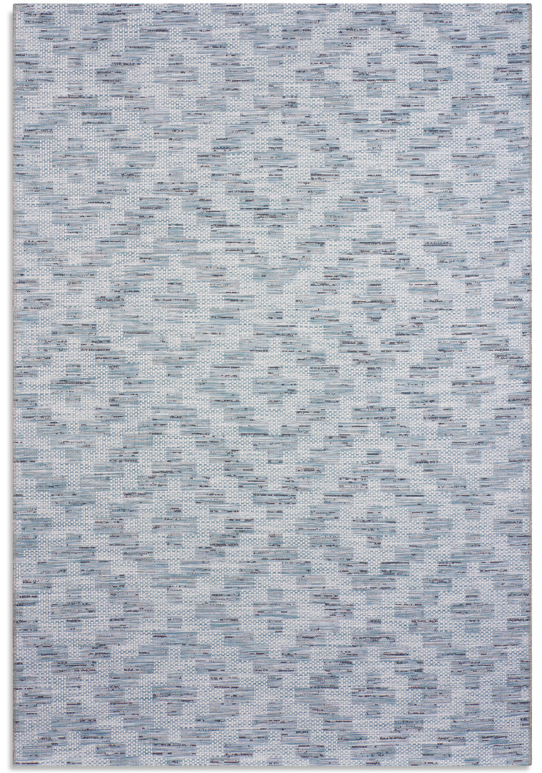 Tapete Weave 6128 / T631 Blue Cream