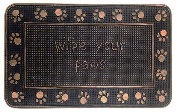 Tapete de Entrada Wipe your Paws 45x75