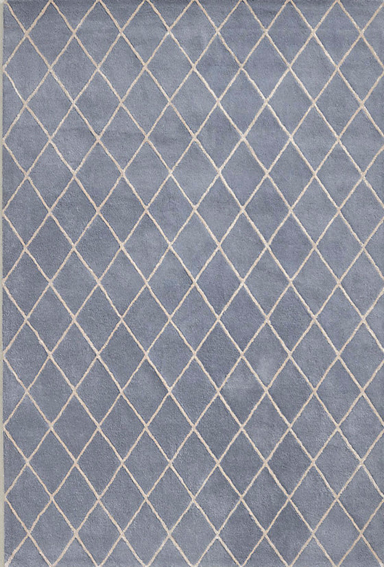 Tapete Amari Trellis French Blue