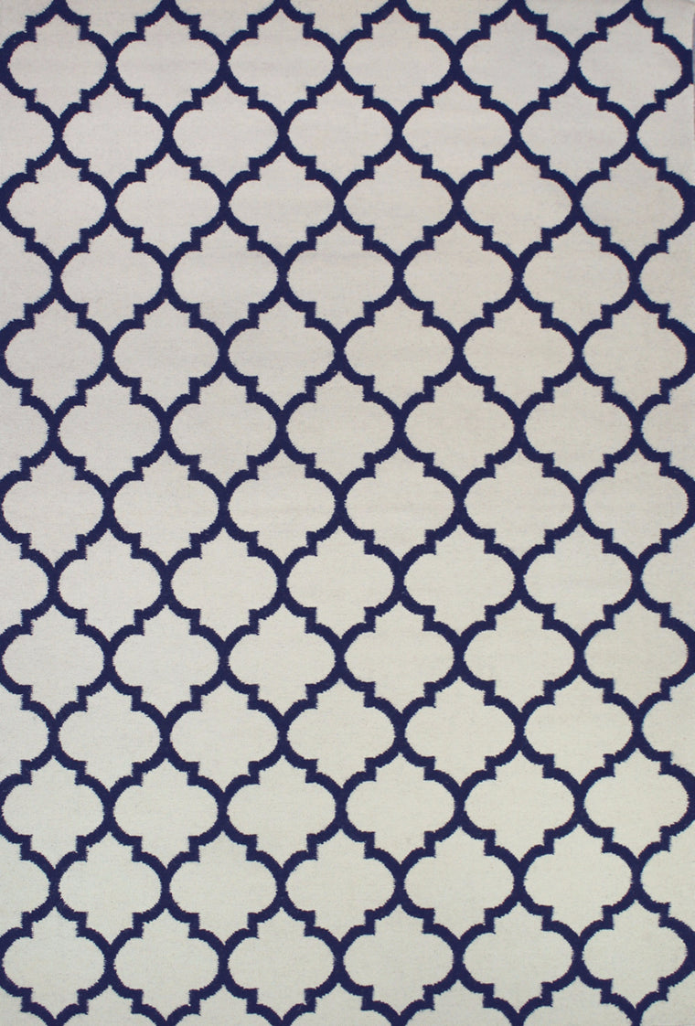 Tapete Marruecos marrakesh Navy - Disponible en 4 Medidas