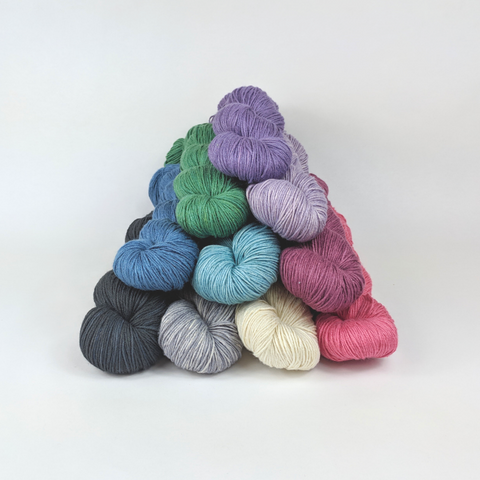 ASAP: Ready to Ship Sensational Silk Yarn
