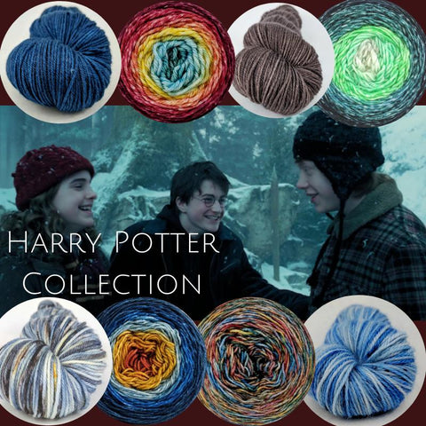 Harry Potter Colorways, Ready to Ship