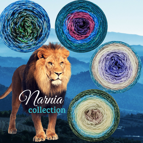 Narnia Colorways, Ready to Ship