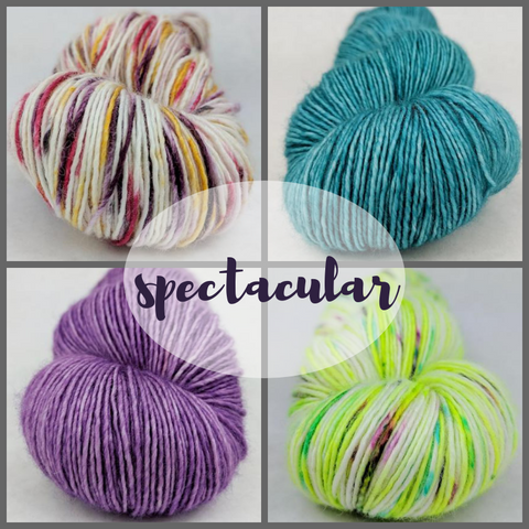 ASAP: Ready To Ship Spectacular Skeins