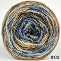 Knitcircus Yarns: Hundred Acre Wood 100g Modernist, Breathtaking BFL, choose your cake, ready to ship yarn