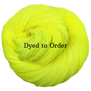 Knitcircus Yarns: Suckerpunch Kettle-Dyed Semi-Solid skeins, dyed to order yarn