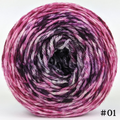 Knitcircus Yarns: Femme Fatale 100g Impressionist Gradient, Ringmaster, choose your cake, ready to ship yarn