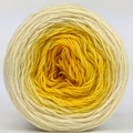 Knitcircus Yarns: Sunny Side Up 100g Chromatic Gradient, Breathtaking BFL, ready to ship yarn