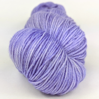 Knitcircus Yarns: Mermaid Tail 100g Kettle-Dyed Semi-Solid skein, Greatest of Ease, ready to ship yarn