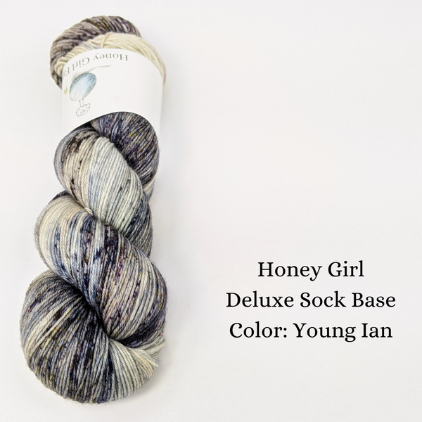 Deluxe Sock by Honey Girl Farms, assorted colors, ready to ship - SALE