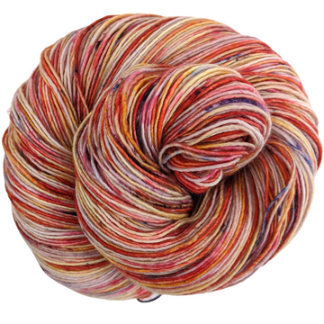 Knitcircus Yarns: Make Like a Tree 100g Speckled Handpaint skein, Spectacular, ready to ship yarn