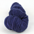 Knitcircus Yarns: Midnight Moon 100g Kettle-Dyed Semi-Solid skein, Trampoline, ready to ship yarn