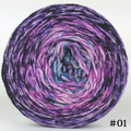 Knitcircus Yarns: The Knit Sky 100g Impressionist Gradient, Flying Trapeze, choose your cake, ready to ship yarn