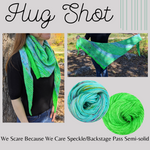Hug Shot Shawl Yarn Pack, pattern not included, ready to ship