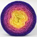 Knitcircus Yarns: Secret Garden 150g Panoramic Gradient, Breathtaking BFL, ready to ship yarn