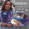 Shanakiel Shawl Kit, ready to ship