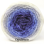 Knitcircus Yarns: Moonlight Sonata Panoramic Gradient, dyed to order yarn
