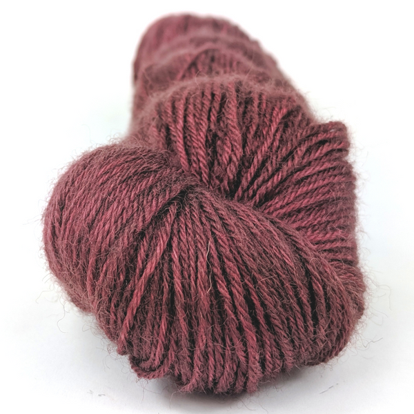 Knitcircus Yarns: Blufftop 100g Kettle-Dyed Semi-Solid skein, Breathtaking BFL, ready to ship yarn