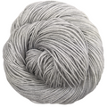 Knitcircus Yarns: Silver Lining 100g Kettle-Dyed Semi-Solid skein, Sparkle, ready to ship yarn