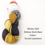 Deluxe Sock by Honey Girl Farms, assorted colors, ready to ship