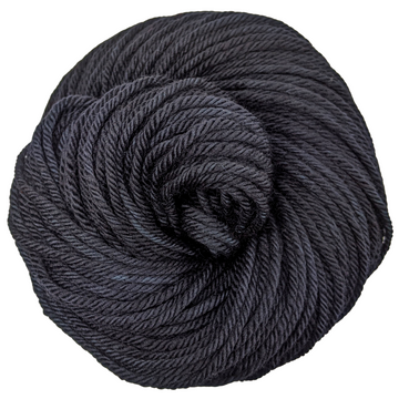 Knitcircus Yarns: Quoth the Raven 100g Kettle-Dyed Semi-Solid skein, Ringmaster, ready to ship yarn