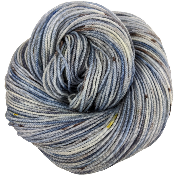 Knitcircus Yarns: The Beacons Are Lit 100g Speckled Handpaint skein, Greatest of Ease, ready to ship yarn