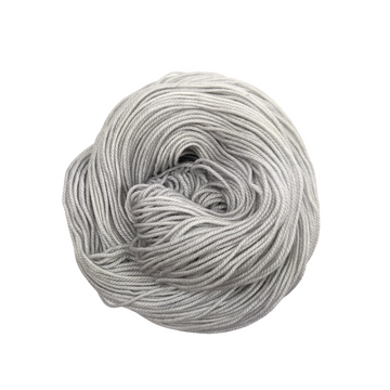 Knitcircus Yarns: Silver Lining 50g Kettle-Dyed Semi-Solid skein, Trampoline, ready to ship yarn