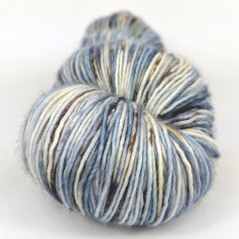 Say Hello to Buckbeak 100g Speckled Handpaint skein, Spectacular, ready to ship