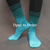 Knitcircus Yarns: Hello Beautiful Panoramic Gradient Matching Socks Set, dyed to order yarn