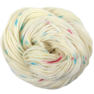 Knitcircus Yarns: Imaginary Best Friend 100g Speckled Handpaint skein, Ringmaster, ready to ship yarn