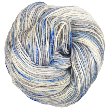 Knitcircus Yarns: Fishing in Quebec 100g Speckled Handpaint skein, Greatest of Ease, ready to ship yarn