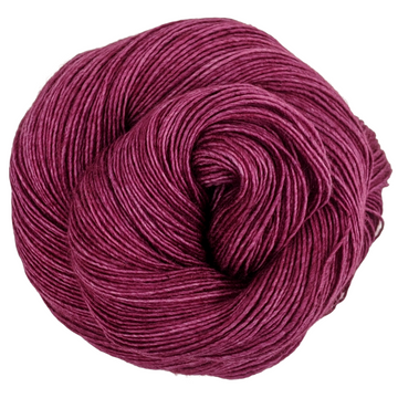 Knitcircus Yarns: Wine O'Clock 100g Kettle-Dyed Semi-Solid skein, Spectacular, ready to ship yarn