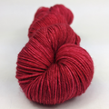 Knitcircus Yarns: Heartbreak 100g Kettle-Dyed Semi-Solid skein, Greatest of Ease, ready to ship yarn
