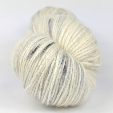 Knitcircus Yarns: Night Circus 100g Speckled Handpaint skein, Breathtaking BFL, ready to ship yarn