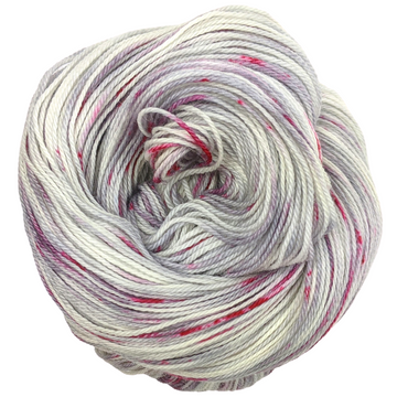 Knitcircus Yarns: Tainted Love 100g Speckled Handpaint skein, Opulence, ready to ship yarn - SALE