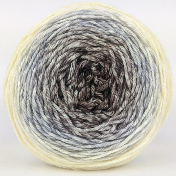 Knitcircus Yarns: The Lonely Mountain 150g Panoramic Gradient, Ringmaster, ready to ship yarn