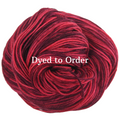 Knitcircus Yarns: Ruby Slippers Kettle-Dyed Semi-Solid skeins, dyed to order yarn