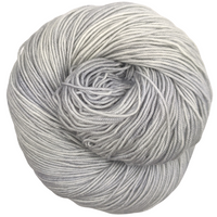 Knitcircus Yarns: Silver Lining 100g Kettle-Dyed Semi-Solid skein, Trampoline, ready to ship yarn