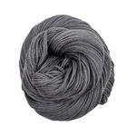 Knitcircus Yarns: Fade to Black 50g Kettle-Dyed Semi-Solid skein, Opulence, ready to ship yarn