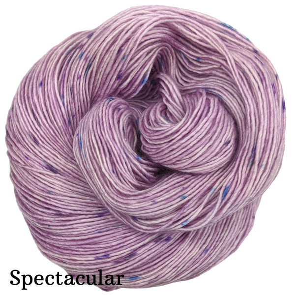 Knitcircus Yarns: The Knit Sky Speckled Handpaint Skeins, dyed to order yarn
