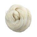 Knitcircus Yarns: Creamy Sheep 50g skein, Trampoline, ready to ship yarn