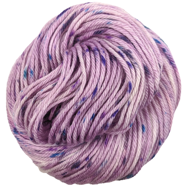 Knitcircus Yarns: The Knit Sky 100g Speckled Handpaint skein, Ringmaster, ready to ship yarn