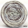 Knitcircus Yarns: Mountains Know Secrets 100g Modernist, Greatest of Ease, choose your cake, ready to ship yarn