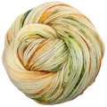 Knitcircus Yarns: The Last Homely House 100g Speckled Handpaint skein, Breathtaking BFL, ready to ship yarn