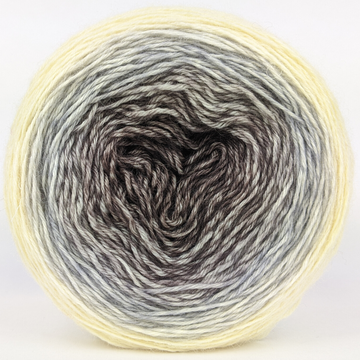 Knitcircus Yarns: The Lonely Mountain 100g Panoramic Gradient, Breathtaking BFL, ready to ship yarn