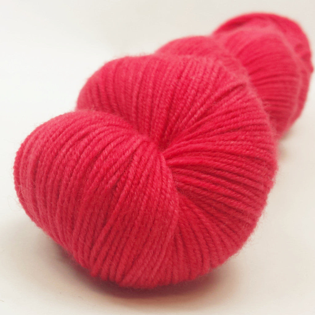 Red Rover Kettle-Dyed Semi-Solid skeins, dyed to order