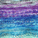 Space Is Big. Really Big. Impressionist Gradient, dyed to order