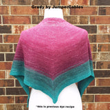 As You Wish Panoramic Gradient, dyed to order