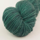 Frost on Firs Kettle-Dyed Semi-Solid skeins, dyed to order