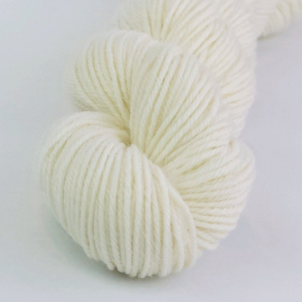 Creamy Sheep 50g skein, Greatest of Ease, ready to ship